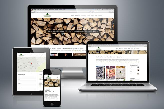 New BestLogs.ie Web Site