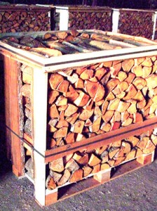 Small Pallet of Kiln Dried Logs