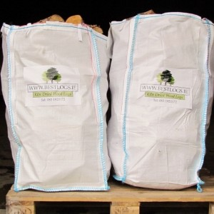 Barrow Bags Kiln Dried Logs