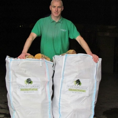 Barrow Bags Kiln-Dried Logs
