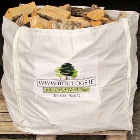Bulk Bag Wood Logs