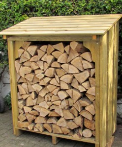 Log Cabin - Fully Setup and Filled