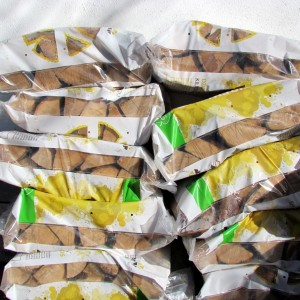 Small Bags of Logs