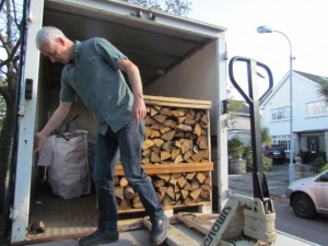 Log Home Delivery Dublin
