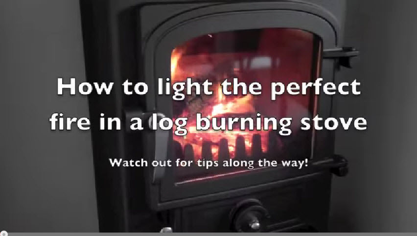 how to light the perfect stove best logs. Black Bedroom Furniture Sets. Home Design Ideas