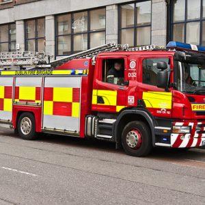 Dublin Fire Engine