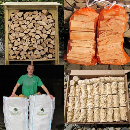 Killester Firewood Bundle Special Offer